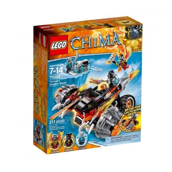 LEGO Legends of Chima 70222 Огненный вездеход Тормака