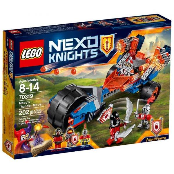 LEGO Nexo Knights 70319 Молниеносная машина Мэйси