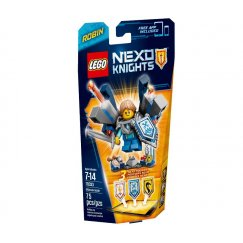 LEGO Nexo Knights 70333 Робин – Абсолютная сила