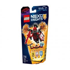 LEGO Nexo Knights 70338 Генерал Магмар - Абсолютная сила