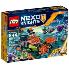 LEGO Nexo Knights 70358 Слайсер Аарона