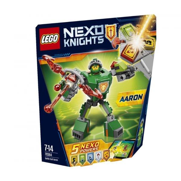LEGO Nexo Knights 70364 Боевые доспехи Аарона