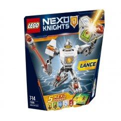 LEGO Nexo Knights 70366 Боевые доспехи Ланса