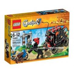 LEGO Castle 70401 Побег c cокровищами
