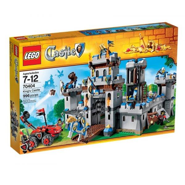 LEGO Castle 70404 Королевский замок