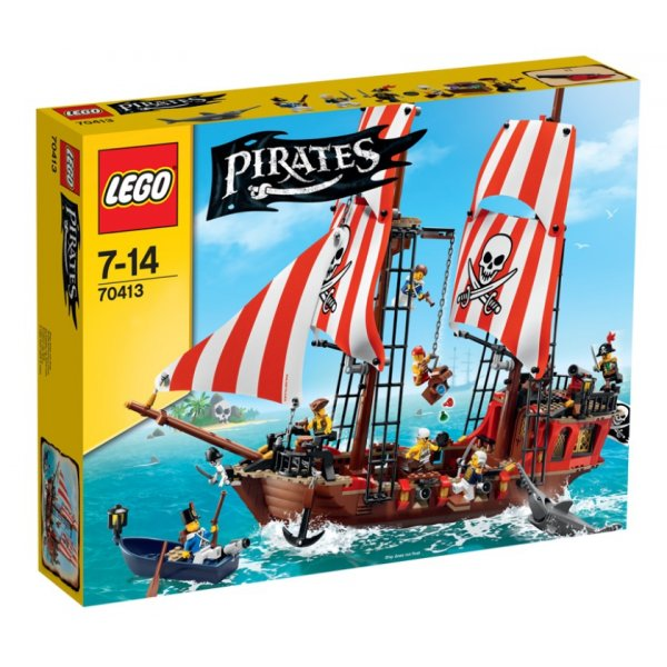 LEGO Pirates 70413 Брик Баунти