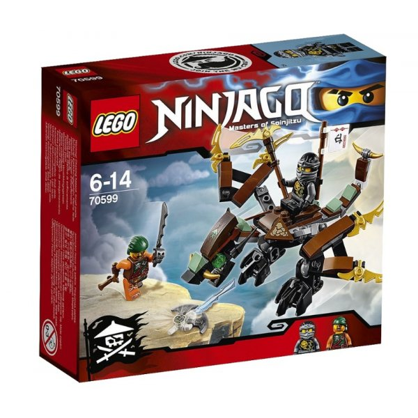 LEGO Ninjago 70599 Дракон Коула