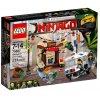 Набор лего - Ограбление киоска в Ниндзяго Сити