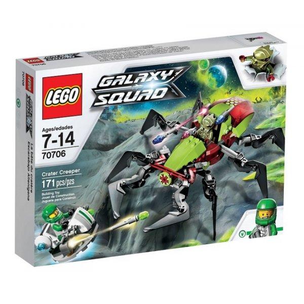 LEGO Эксклюзив 70706 Кратерный Инсектоид