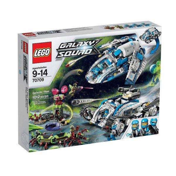 LEGO Эксклюзив 70709 Галактический Титан