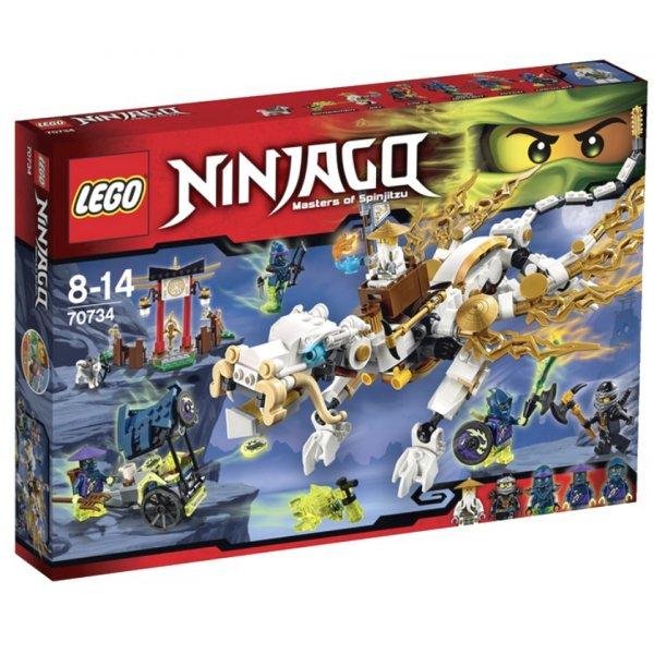LEGO Ninjago 70734 Дракон Сэнсея Ву