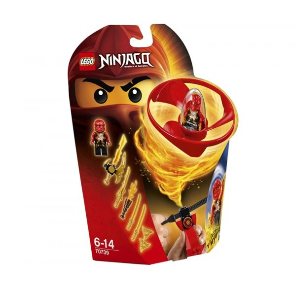 LEGO Ninjago 70739 Аэроджитцу Кая