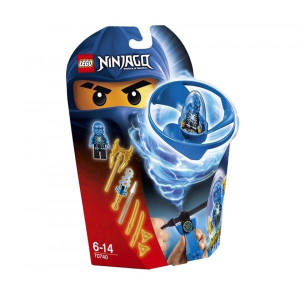 LEGO Ninjago 70740 Аэроджитцу Джея