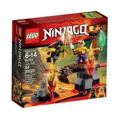 LEGO Ninjago 70753 Сражение над лавой