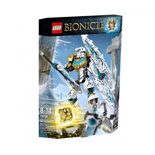 LEGO Bionicle 70788 Копака - Повелитель Льда