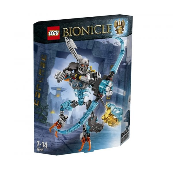 LEGO Bionicle 70791 Леденящий Череп