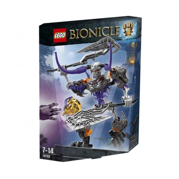 LEGO Bionicle 70793 Дьявольский Череп