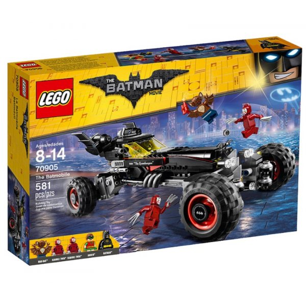 LEGO The Batman Movie 70905 Бэтмобиль