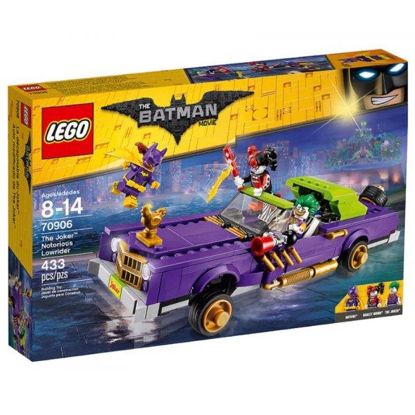 Набор Лего Лоурайдер Джокера