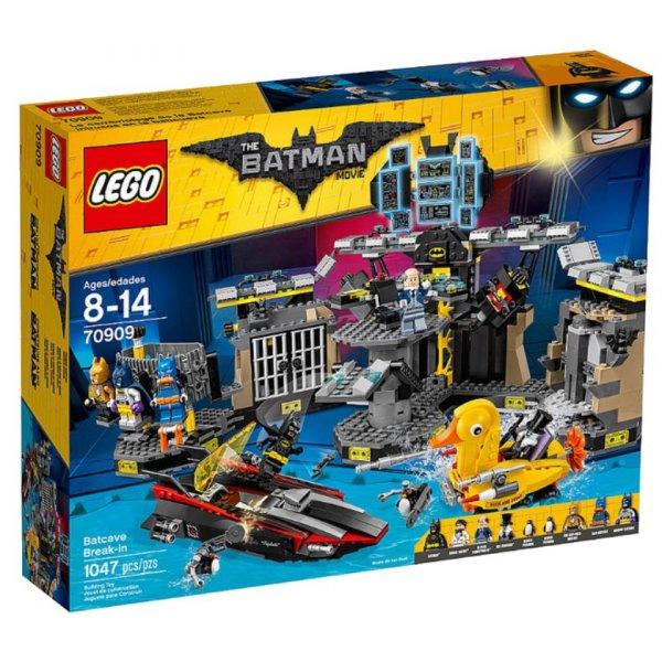 Набор Лего Нападение на Бэтпещеру