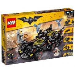 Конструктор LEGO The Batman Movie Крутой Бэтмобиль
