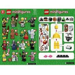 LEGO Minifigures 71002 Минифигурка 11-й выпуск