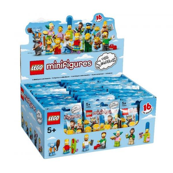 LEGO Minifigures 71005 Минифигурка Симпсоны