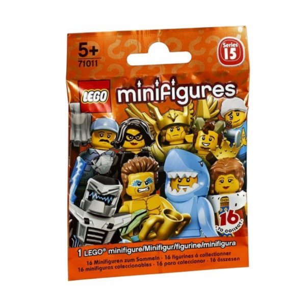 LEGO Эксклюзив 71011 Минифигурка Lego