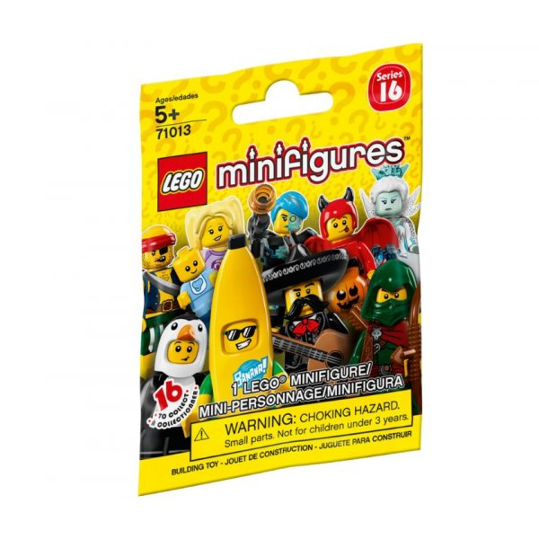 LEGO Эксклюзив 71013 Минифигурка Lego