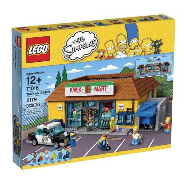 LEGO Эксклюзив 71016 Магазин «На скорую руку»