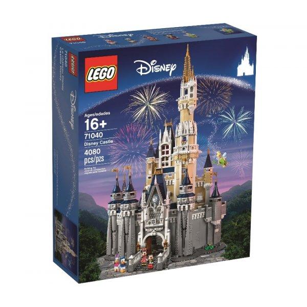 LEGO Disney Princess 71040 Замок Дисней