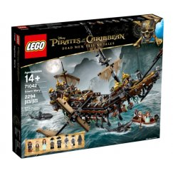 LEGO Pirates of the Caribbean 71042 Тихая Мэри