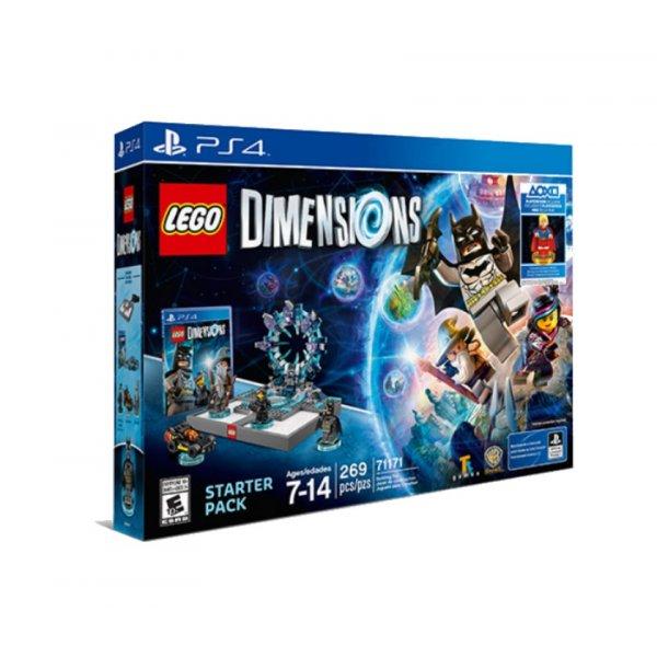 LEGO Dimensions 71171 Starter Pack: Набор для начинающих для PS4