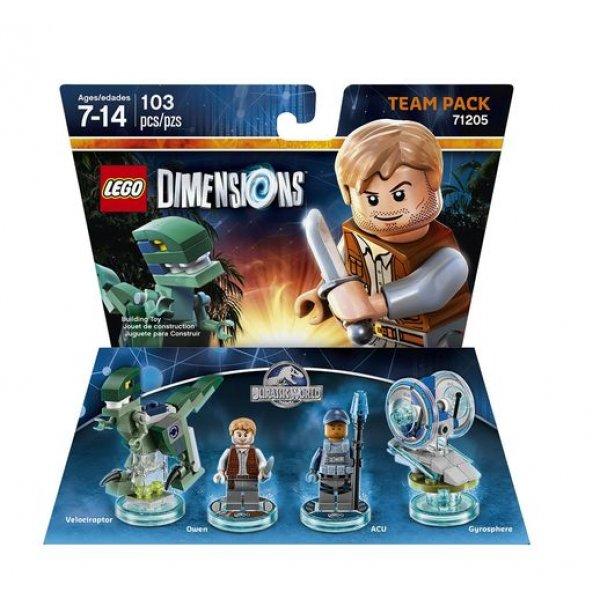 LEGO Dimensions 71205 Мир Юрского периода