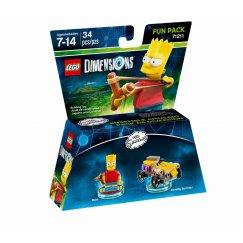 LEGO Dimensions 71211 Барт Симпсон