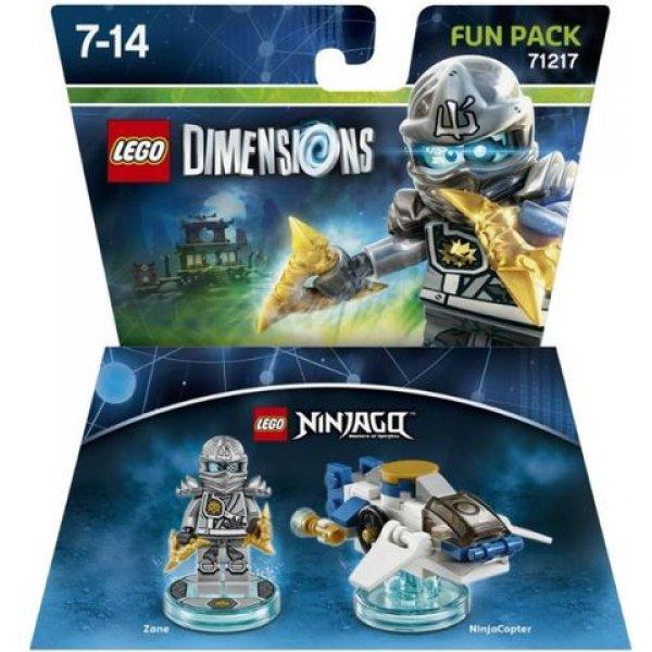 Набор Лего Ninjago: Зейн