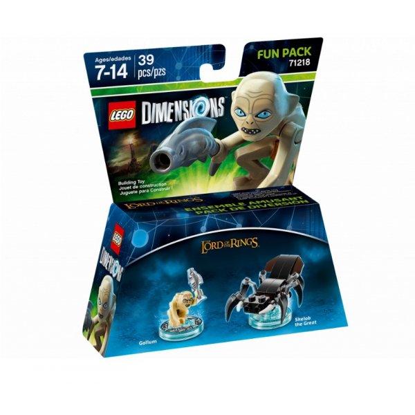 LEGO Dimensions 71218 Горлум