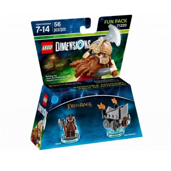 LEGO Dimensions 71220 Гимли