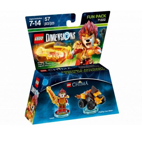 Набор Лего Fun Pack: Лавал