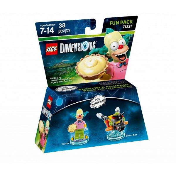 Набор Лего Fun Pack: Красти