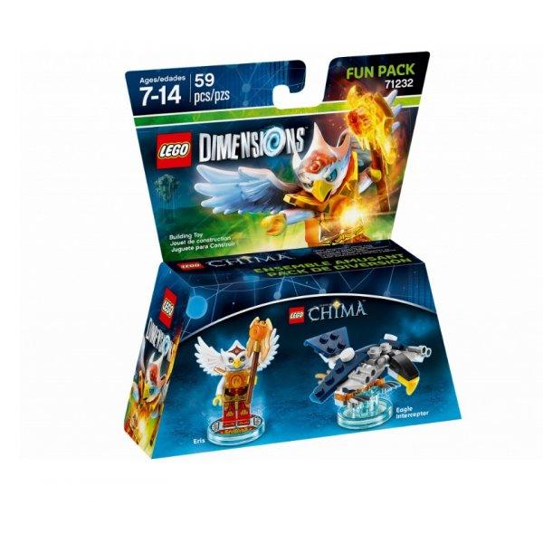 Набор Лего Fun Pack: Эрис