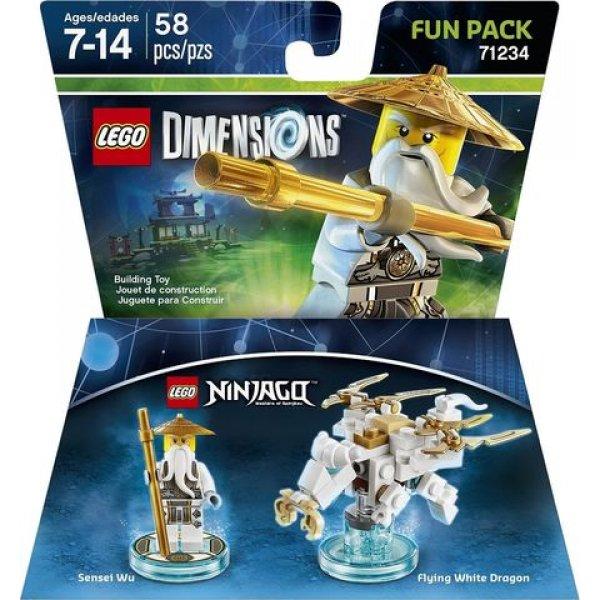 Набор Лего Ninjago: Сэнсей Ву