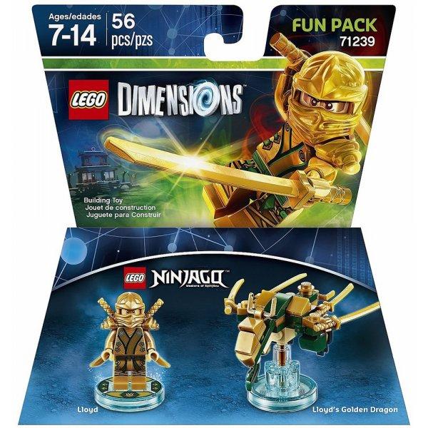 LEGO Dimensions 71239 Ninjago: Ллойд