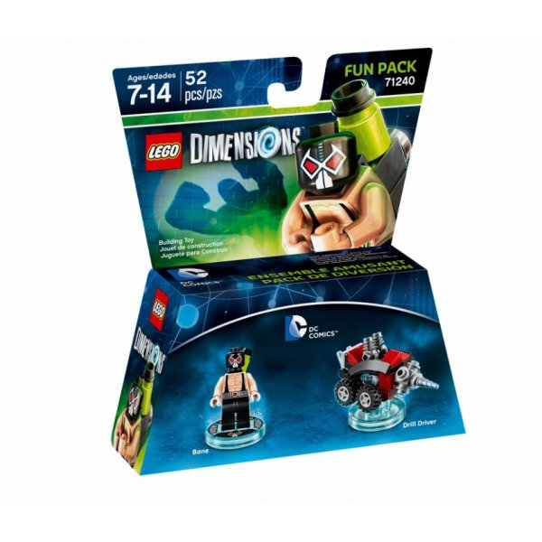 Набор Лего Fun Pack: Бэйн
