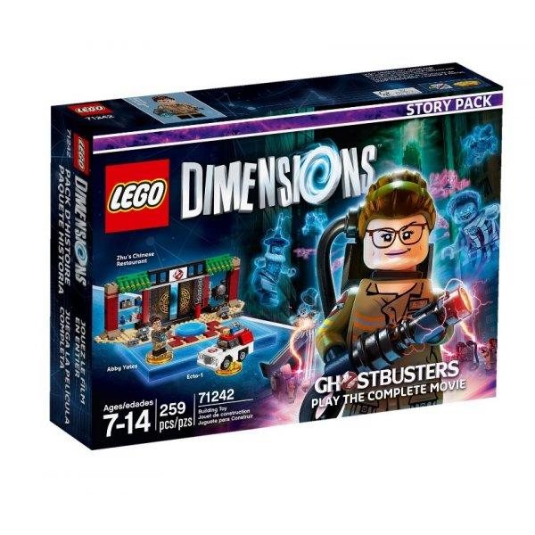 LEGO Dimensions 71242 Охотницы за привидениями