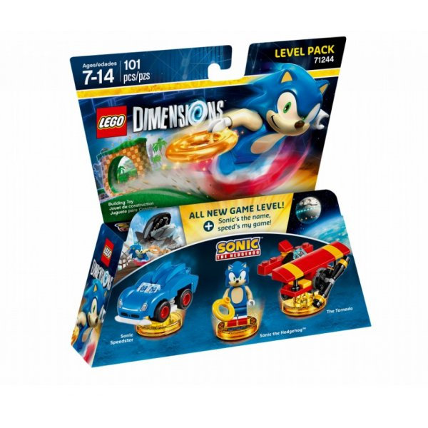 Набор Лего Level Pack: Соник