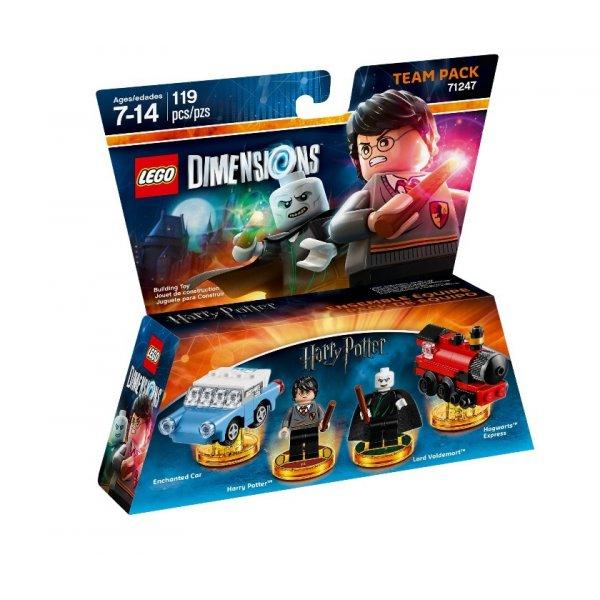Набор Лего Team Pack: Гарри Поттер и Волан-де-Морт