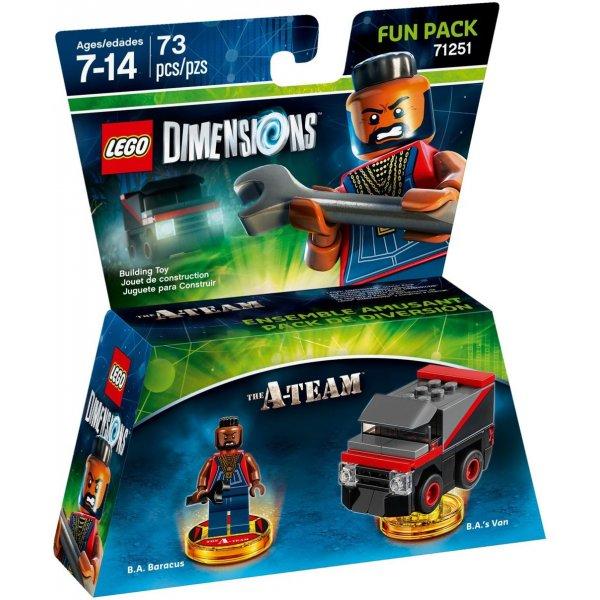 LEGO Dimensions 71251 Б.Э. Баракус