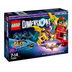Story Pack: Лего Фильм Бэтмен