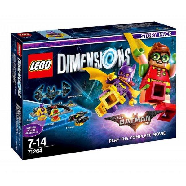 LEGO Dimensions 71264 Story Pack: Лего Фильм Бэтмен